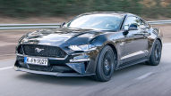 Ford Mustang Facelift (2018): Test