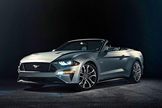 Mustang GT Facelift geleakt