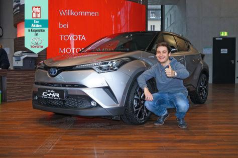 Toyota Leseraktion