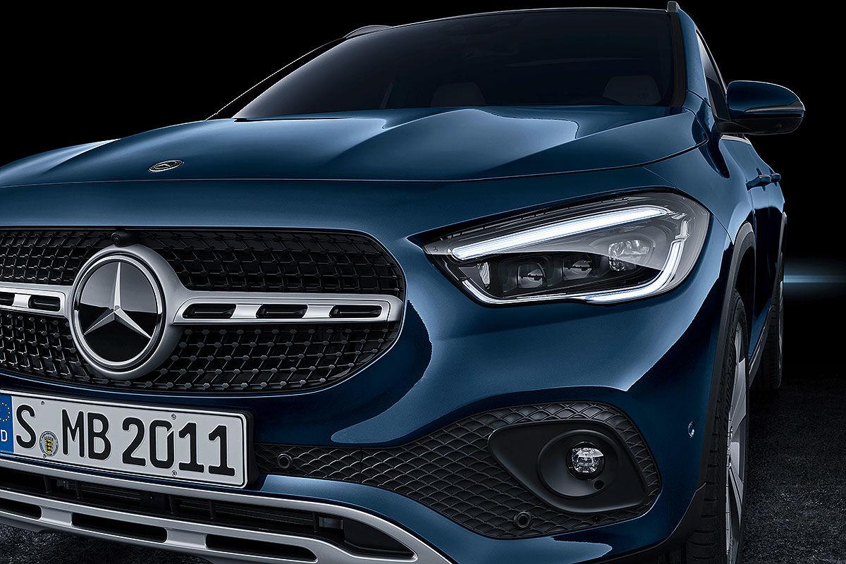 Mercedes GLA II (2018): Vorschau und Erlkönig