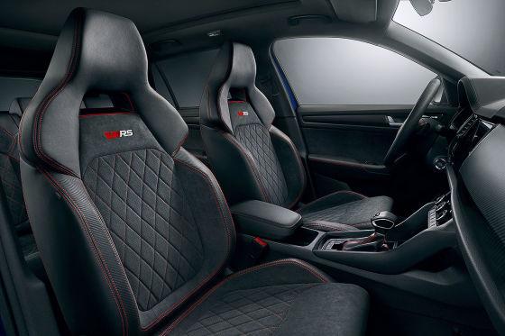 Skoda bringt das Sport-SUV Kodiaq RS