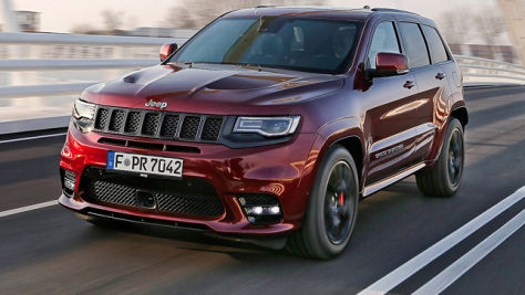 jeep grand cherokee srt. Black Bedroom Furniture Sets. Home Design Ideas