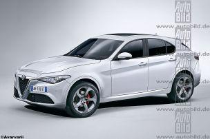 Alfa will im X5-Revier wildern