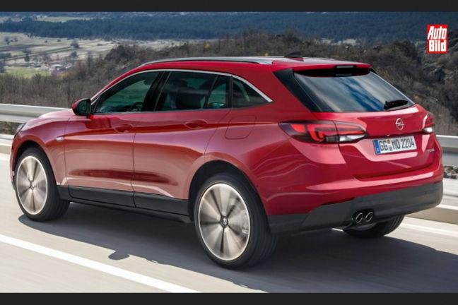 Opel Antara 2018 >> Video: Opel SUV (2019) - autobild.de