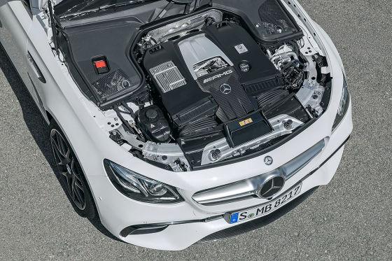 Der 600 PS-Kombi von AMG