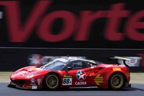 12h Bathurst: Ärger bei Mercedes