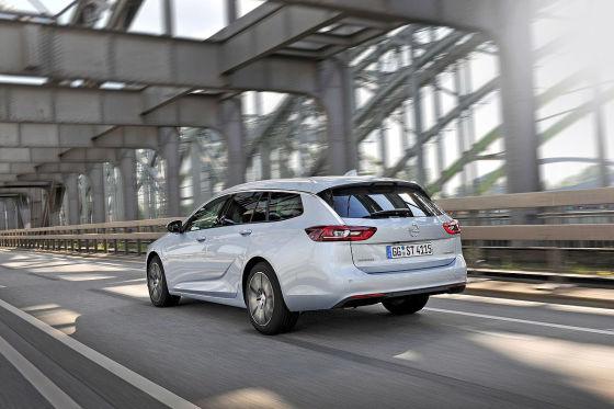 Opel Insignia Kombi   !!! SPERRFRIST 20. Juni 201714:00 Uhr !!!