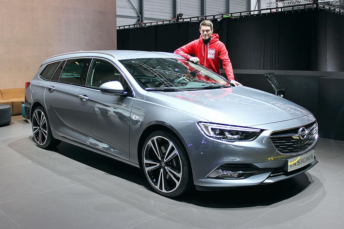 Opel Insignia Sports Tourer (2017): Vorstellung