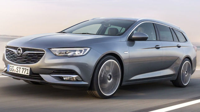 video: insider opel insignia sports tourer (2017) - autobild.de