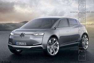 VWs E-Crossover