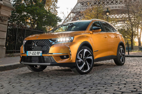 ds 7 crossback 2017 test preis suv verkaufsstart. Black Bedroom Furniture Sets. Home Design Ideas