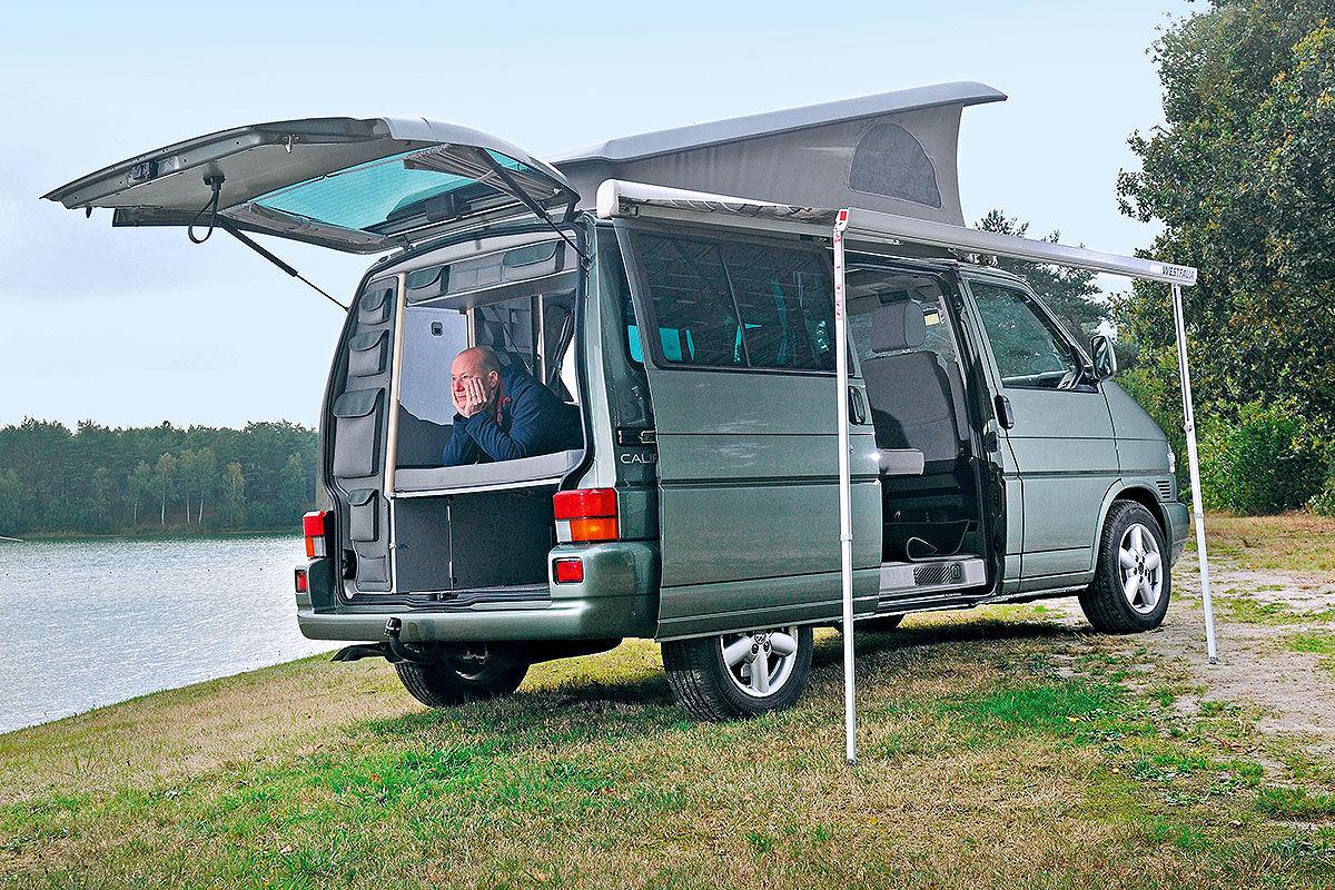 Volkswagen T4 California Freestyle