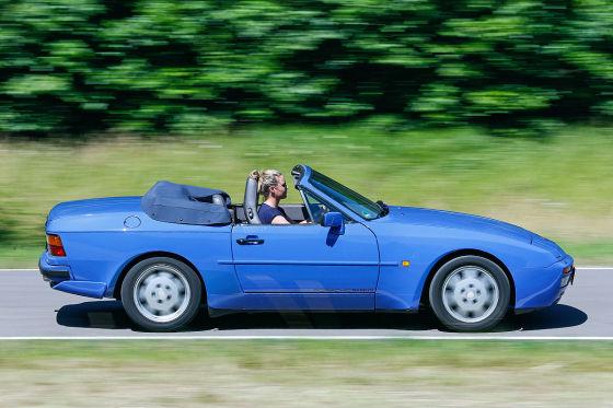 Porsche 944 Turbo Cabrio