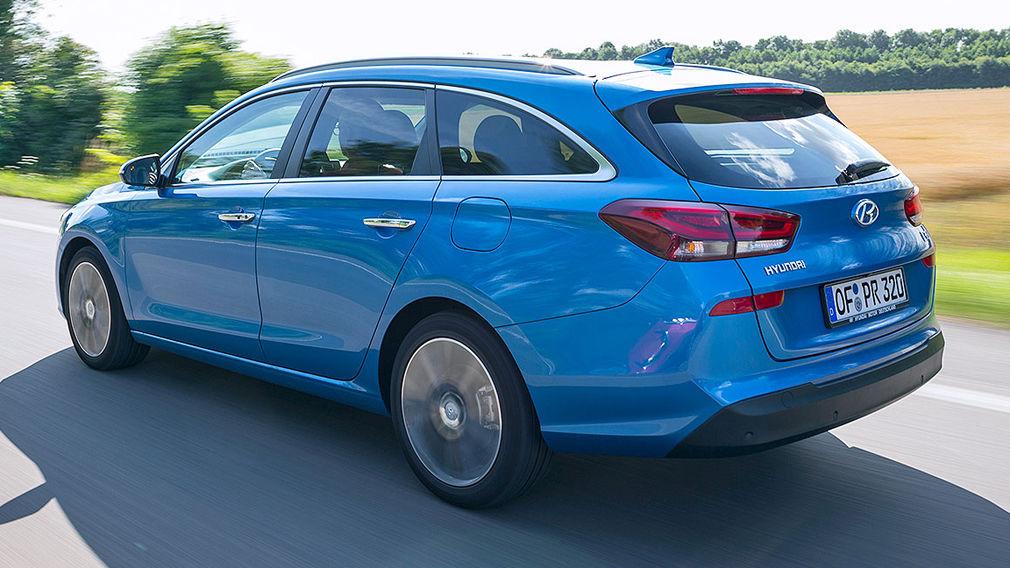 Hyundai i30 Kombi (2017): Test, Preis, Kofferraumvolumen