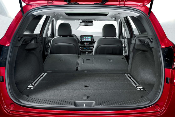 hyundai i30 kombi (2018): test, preis, kofferraumvolumen - autobild.de