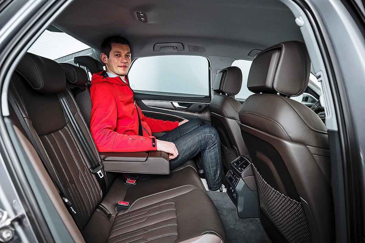 Audi A6 C8 (2018): Erste Infos