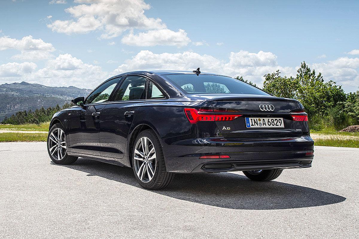 Audi A6 C8 (2018): Test und alle Infos