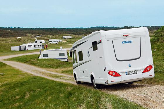 Knaus Van i 650 MEG