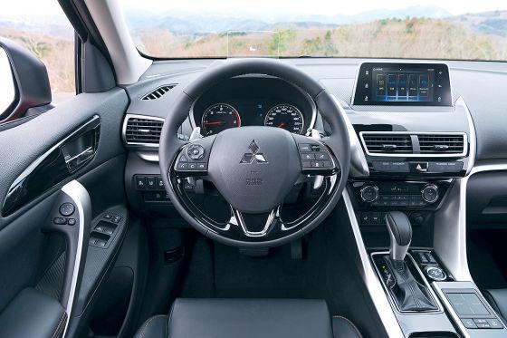 Erste Fahrt in Mitsubishis neuem SUV