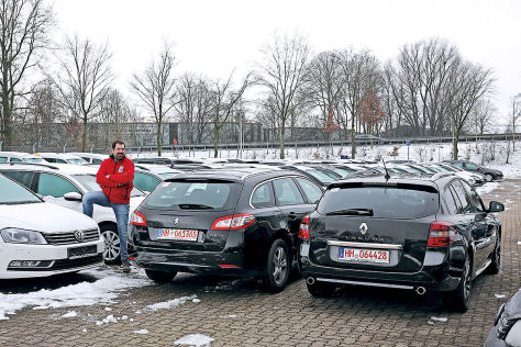 peugeot 508/renault laguna: gebrauchtwagen-test - autobild.de