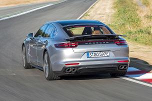 Hybrid auf Speed