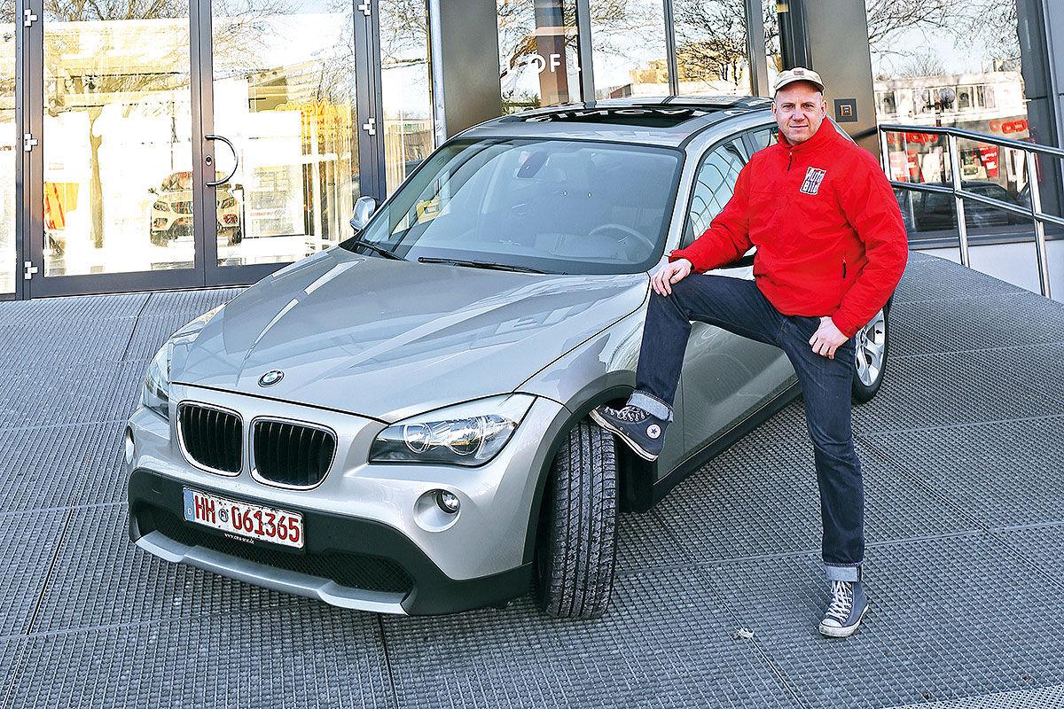 BMW X1 sDrive 18d (E84)