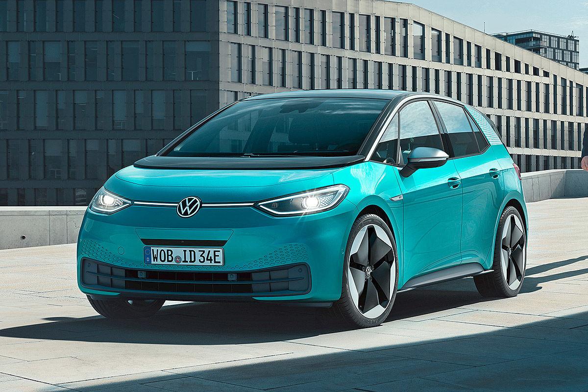 Volkswagen ID3 (2019) 8