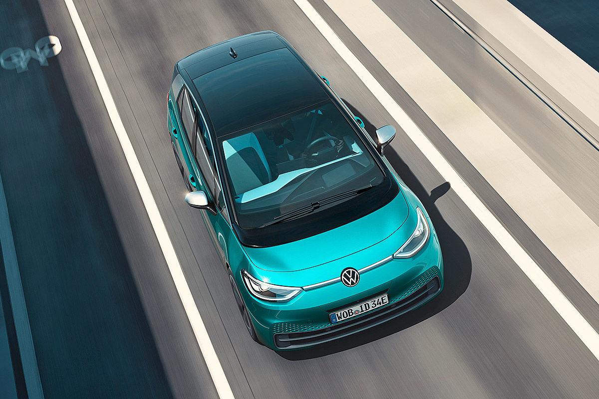Volkswagen ID3 (2019) 10