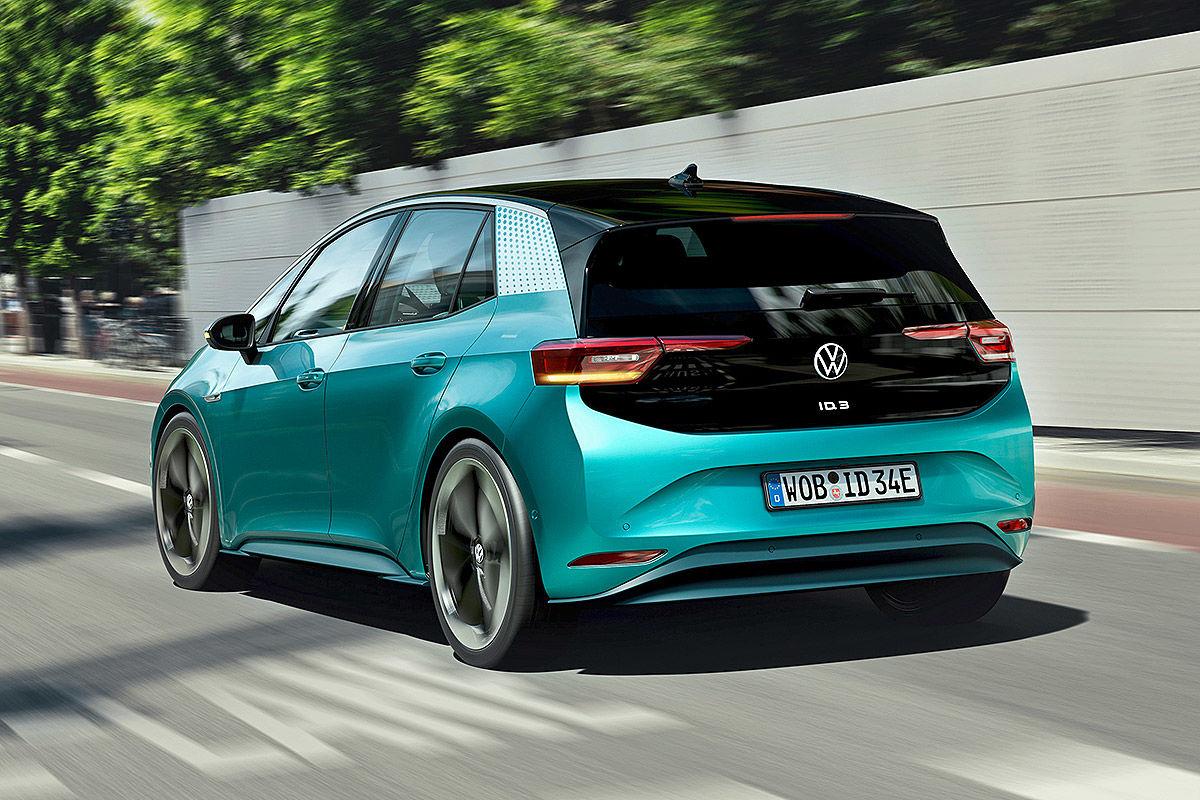 Volkswagen ID3 (2019) 9