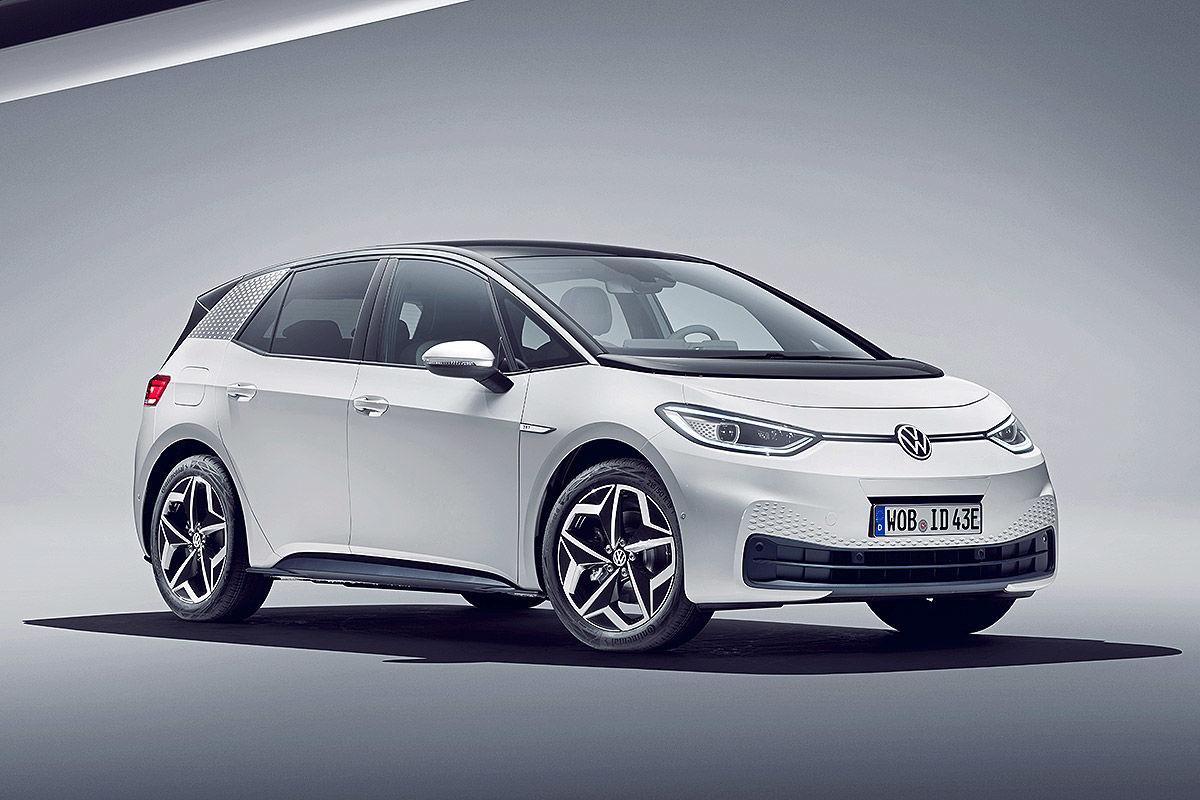 Volkswagen ID3 (2019) 3