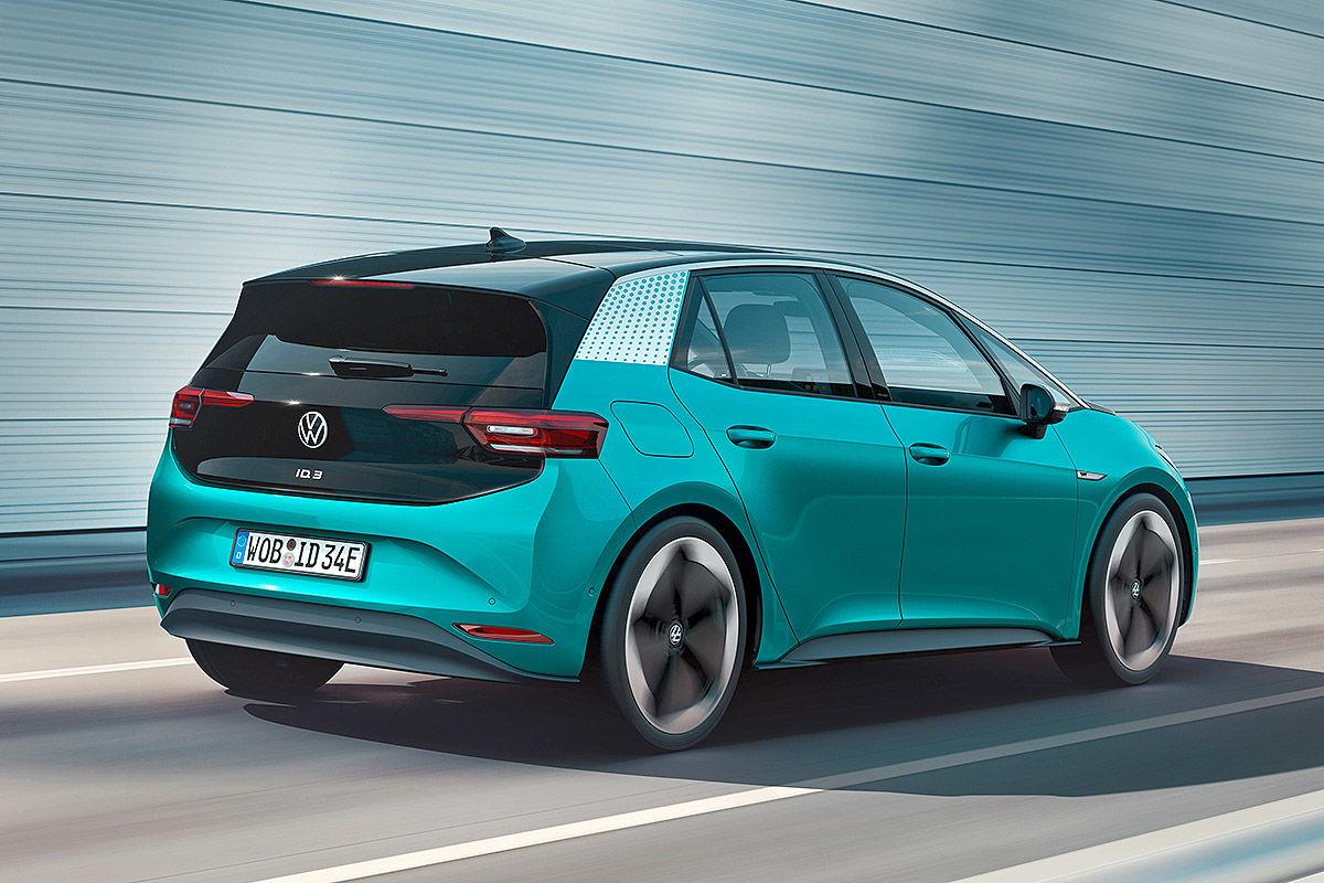 Volkswagen ID3 (2019) 5