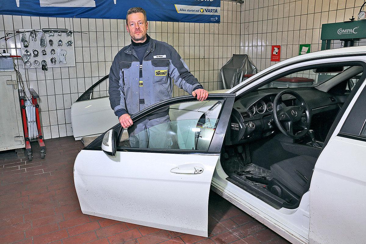 Mercedes C 180 Kompressor Classic