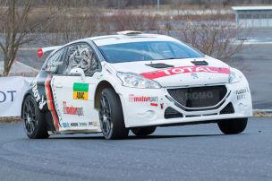 Peugeots Riedemann will Titel