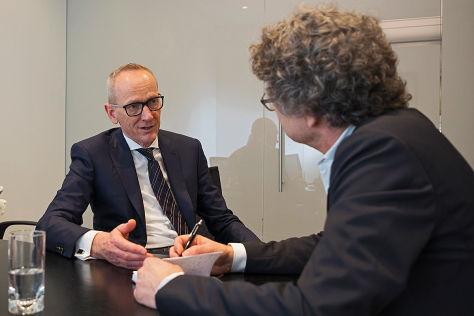 AUTO BILD-Interview mit Opel-Chef Neumann