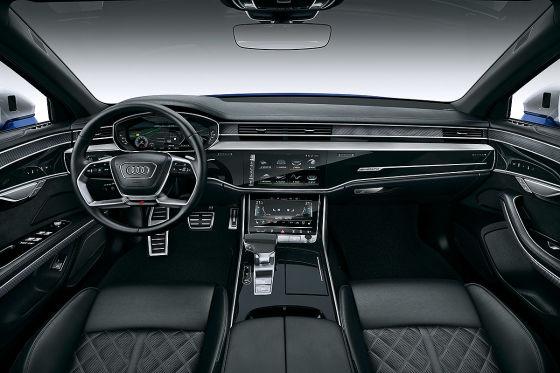 Das ist der neue Audi S8