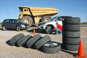 Test: Sommerreifen für SUVs