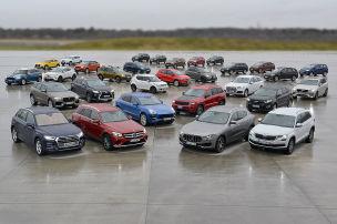 SUV-Gala: 30 Modelle im Check