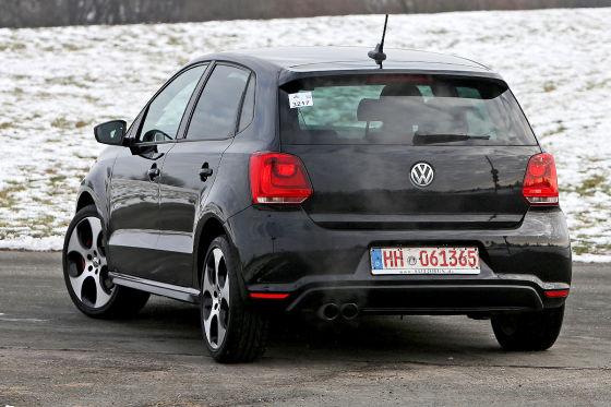 VW Polo 1.4 TSI GTI