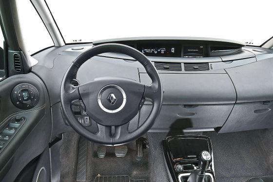 renault espace iv: gebrauchtwagen-test - autobild.de