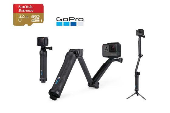 Gewinnen Sie eine GoPro HERO5 Black mit Zubehör!