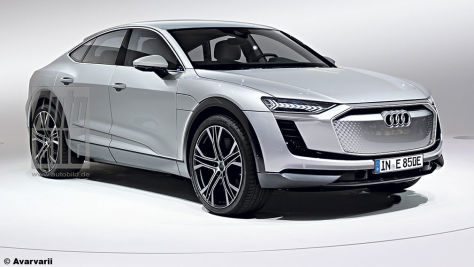 Audi e-tron Sportback (2019): Vorstellung