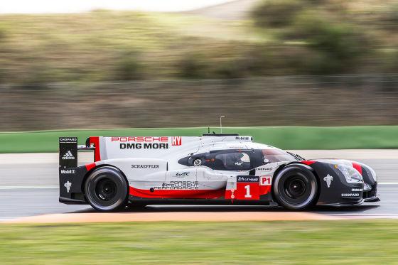 Porsche peilt Hattrick an