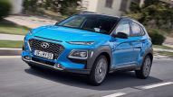 Hyundai Kona (2019): Hybridantrieb