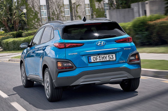 Alle Infos zum Hyundai Kona