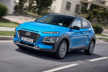 Hyundai Kona jetzt auch als Hybrid!
