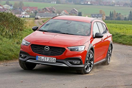 Vorstufe zum Opel-SUV