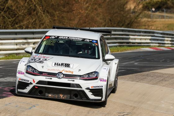 Zurück am Nürburgring