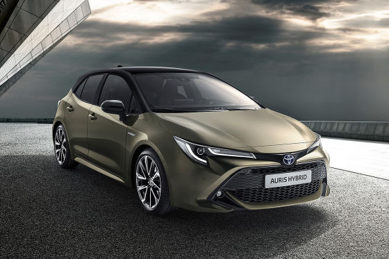 Toyotas Kompakter heißt wieder Corolla