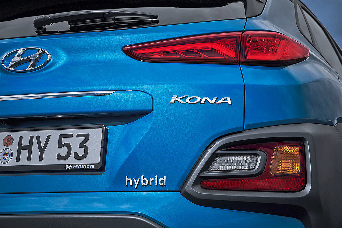 Bildergalerie Hyundai Kona (2018)