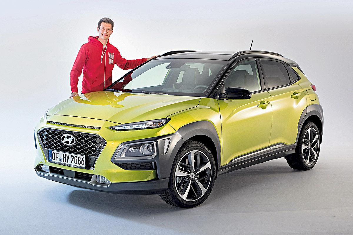 Hyundai Kona (2017): Bilder und Infos